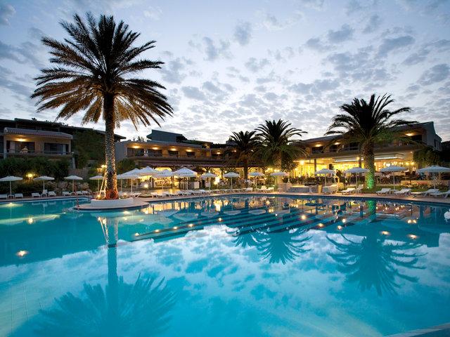 1 Woche RHODOS im Juli: Top 4*-Hotel mit Frühstück inkl. Flug & Transfer p.P. 476€