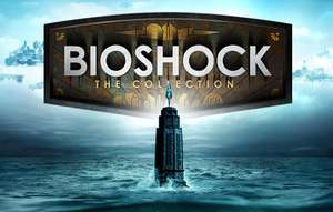 Bioshock: The Collection (Steam) für 11,48€ [Wingamestore]