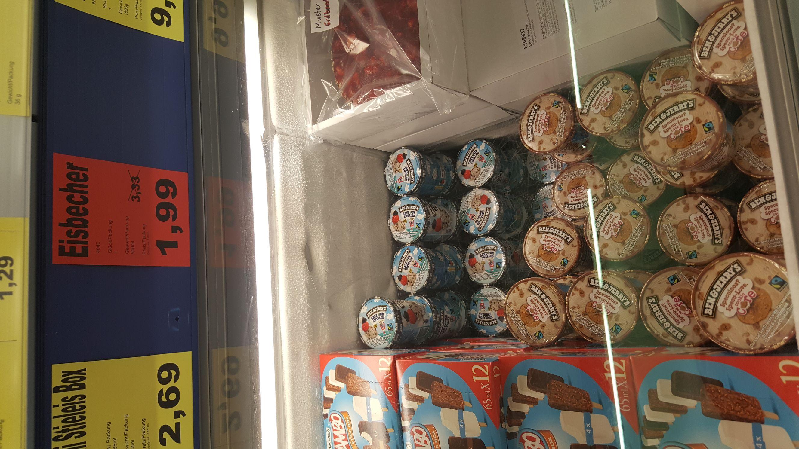 [Lokal Berlin] Ben und Jerry bei Frostkauf Britz Süd 1,99€