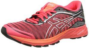 Amazon: Asics DynaFlyte Laufschuhe Damen pink in Gr. 40 / 40,5 / 41,5 zum guten Preis