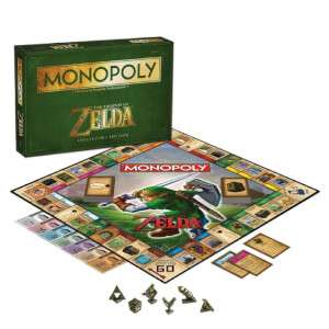 Monopoly: The Legend of Zelda Collector's Edition für 22,61€ [Zavvi]