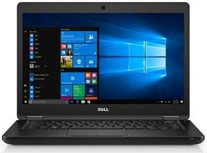 "Dell Latitude 5580: 15,6"" FHD matt, Intel Core i5-7440HQ, 8GB RAM, 256GB SSD, Wlan ac + Gb-Lan, Laufzeit bis 10 h, Win 10 Pro für 736,10€ (Computeruniverse)"