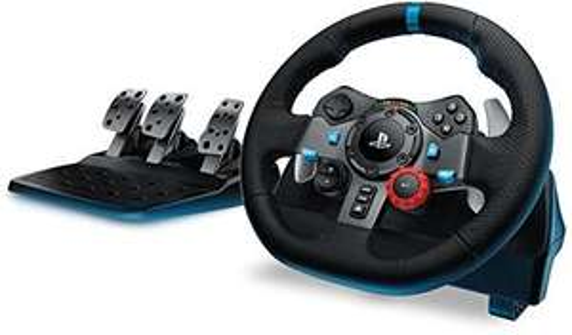 [Lokal Black.de Solingen]Logitech G29 Racing Lenkrad Driving Force für PS4, PS3 und PC