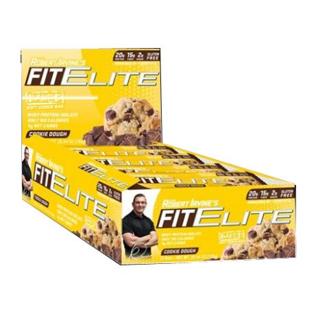 Proteinriegel Fit Elite Bars 12x60g für 15,21€ + Versand