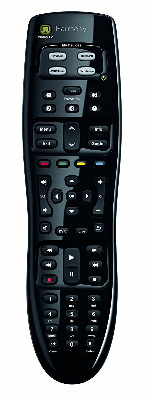 Logitech Harmony 350 Fernbedienung für 25€ versandkostenfrei (Media Markt)