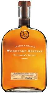 [Allyouneedfresh] Woodford Reserve Kentucky Straight Bourbon Whiskey 43,2 % Vol., 1,4 l