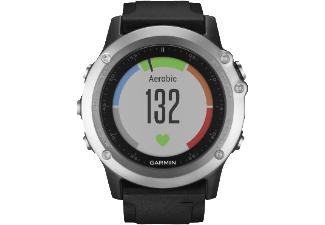 [Amazon und Media Markt] Garmin Fenix 3 HR Multisportuhr mit optischem Herzfrequenzsensor, GPS, Barometer, Höhenmesser und Kompass - VGP 398€