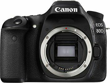 Canon EOS 80D Gehäuse (Chinaimport)
