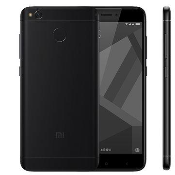 Xiaomi Redmi 4X Global Edition 5.0 inch 3GB RAM 32GB Smartphone @Banggood für 121,23 Euro