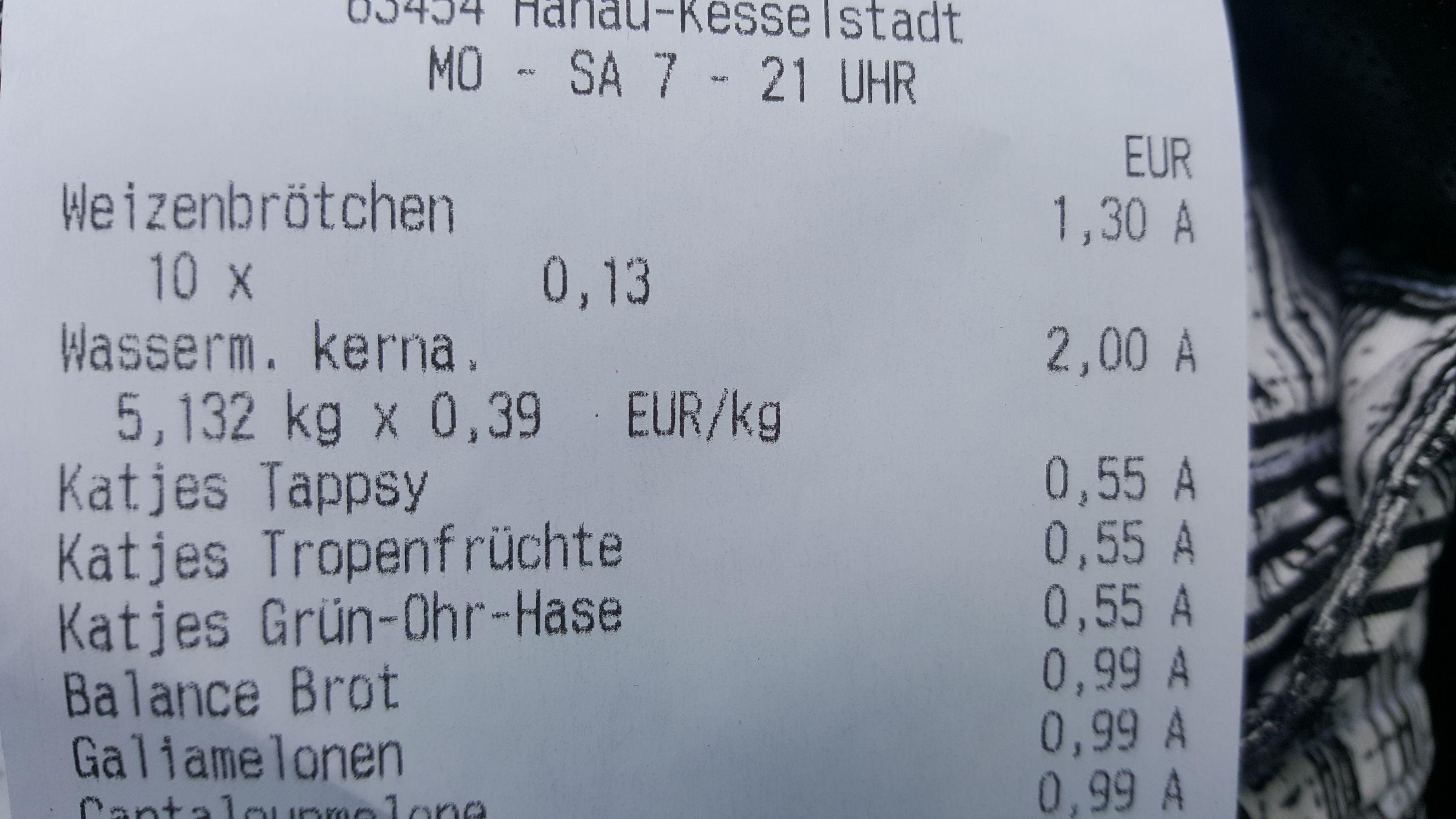 Lidl Super Samstag Bundesweit  (LIDL Wassermelonen Kernarm 0,39/kg