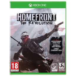 Homefront: The Revolution Day One Edition (Xbox One) für 9,10€ (Game UK)