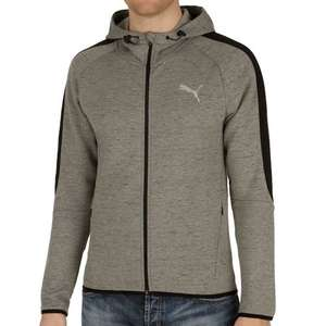 [tennis-point] Puma Evostripe SpaceKnit Trainingsjacke Herren grau