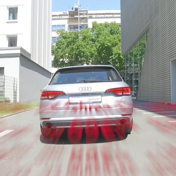 [Audi Zentrum FFM] Audi A4 für 69 € mtl. - für Gewerbetreibende