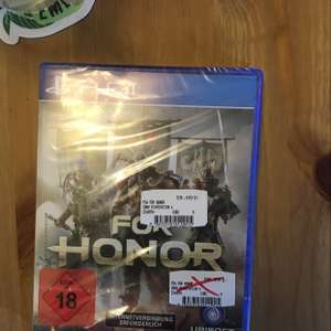 For Honor PS4 Lokal Mediamarkt HH Nederfeld