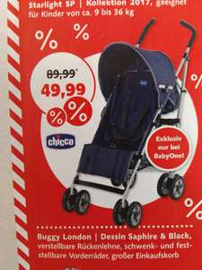 Buggy London Chicco (BabyOne)