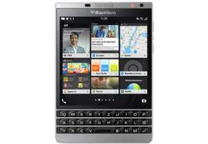 BLACKBERRY Passport Silver Edition 32 GB [MediaMarkt]