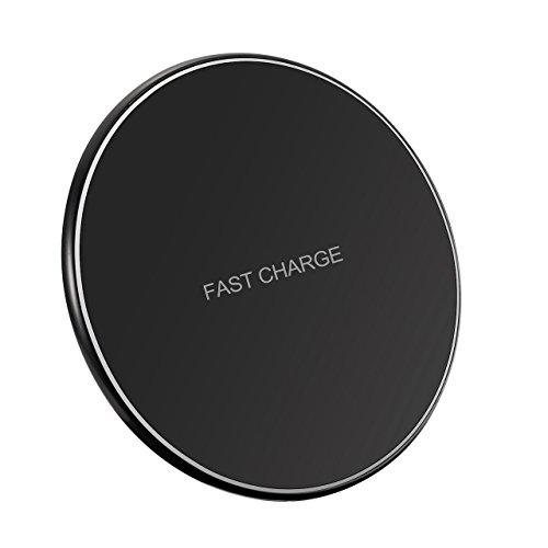 Fast Wireless Charger (für alle Qi-fähige Geräte) für 10,98€