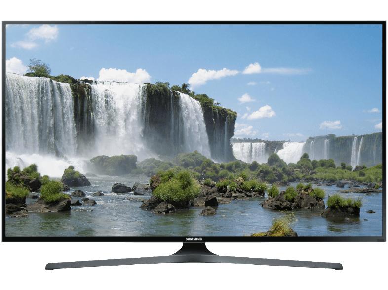 SAMSUNG UE65J6299SUXZG LED TV (Flat, 65 Zoll, Full-HD, SMART TV) für 699€ oder mit LOGITECH Harmony 950 Universalfernbedienung für 799,99€ [MediaMarkt]
