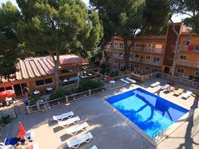 8 Tage in El Arenal für 19€ (ca. 2,5€/Tag (+ Kurtaxe)) im Oktober bei Sunweb - nur Unterkunft