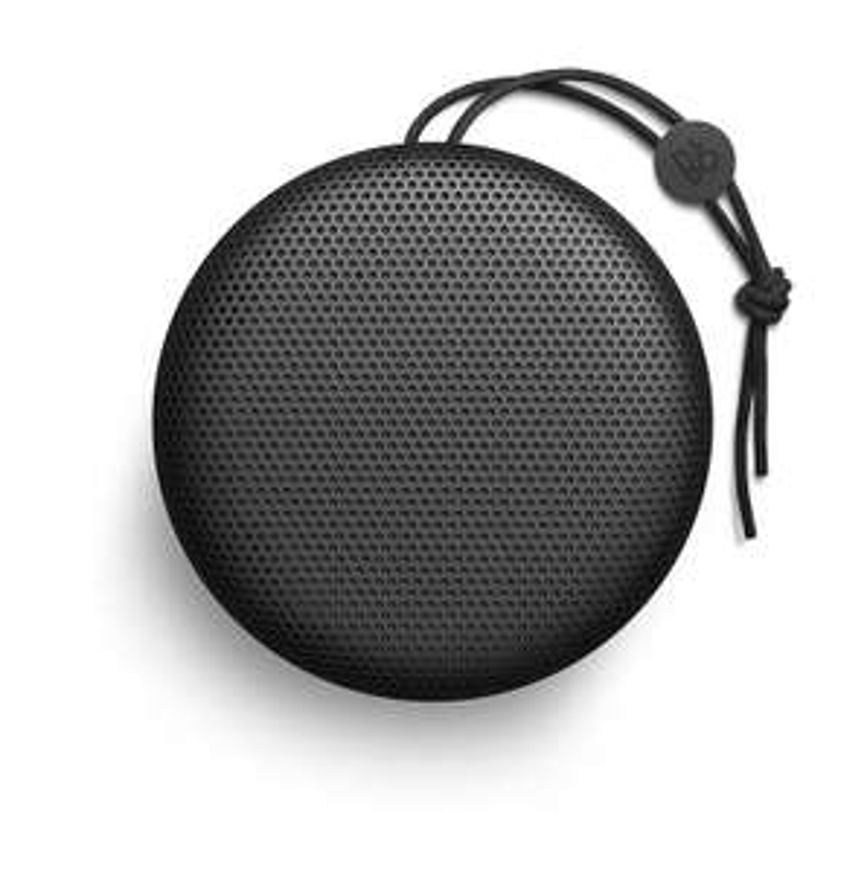 B&O PLAY by Bang & Olufsen BeoPlay A1 Bluetooth Lautsprecher in schwarz besser als Bose