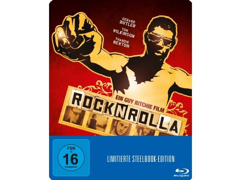 RocknRolla Limitierte Steelbook-Edition (Blu-ray) für 5,99€ versandkostenfrei (Saturn)