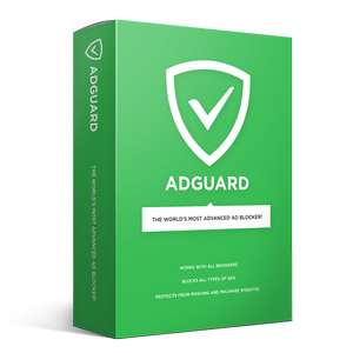 AdGuard Premium - 1 Jahr kostenlos - 2 Geräte (PC + Android)
