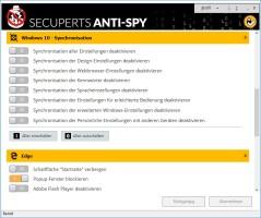 """Gratis """"Anty Spy"""" für Windows 10"""