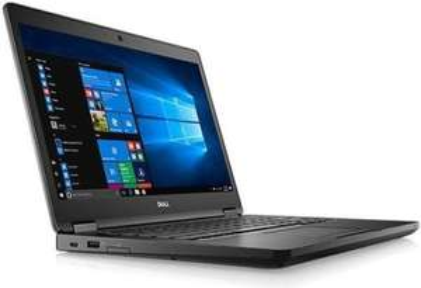 "Dell Latitude 5480 - i5-7300U, 8GB DDR4, 500GB HDD/M.2 NVMe-Steckplatz, 14"" Full-HD, 1,6kg und 16h Akkulaufzeit, bel. Tastatur"
