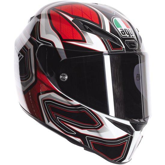 AGV GT-Veloce (versch. Größen & Designs) - Superleichter Sporttouring-Helm ab 179,98€ @Motocard