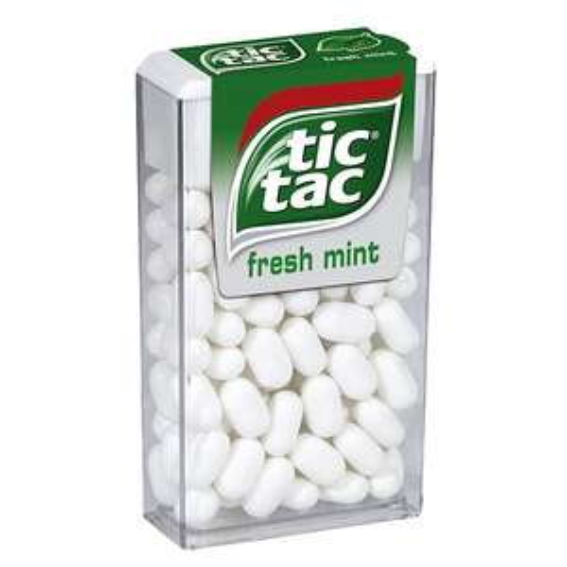 3 Packungen Tic Tac 49g für 0,66€/Packung bei HIT