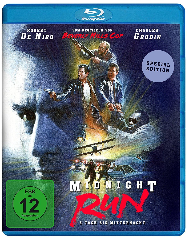 [Amazon] Midnight Run - 5 Tage bis Mitternacht [Blu-ray] [Special Edition] für 4,99 statt 10,97
