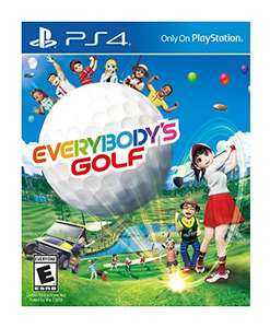 (amazon.com) Everybodys Golf PS4
