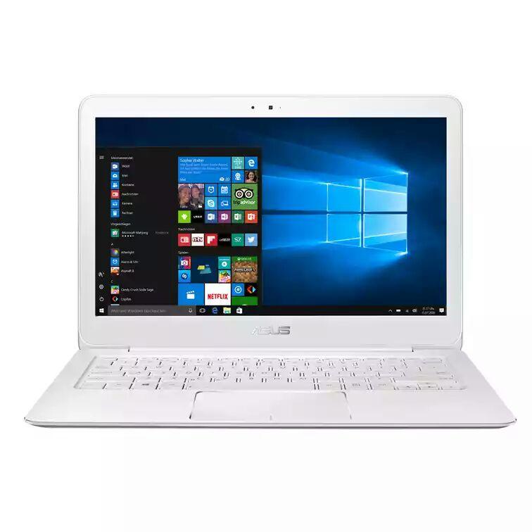 """Asus Zenbook UX305CA-FB031T / 13,3"""" QHD+ WideView Display/ Intel Core M7-6Y75 / 8GB RAM / 512GB SSD / Windows 10 / Weiß, nbb"""