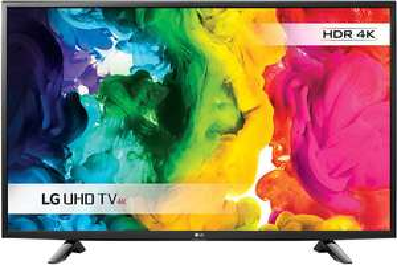 LG 43UH603V Fernseher 108 cm (43 Zoll) (4K Ultra HD, HDR, Triple Tuner, Smart TV, PVR) für 410,99€ / NBB