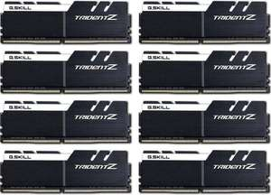 G.Skill Trident Z DIMM Kit 128GB, DDR4-3200, CL16-18-18-38 bei [AMAZON]