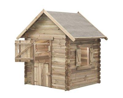 Spielhaus @ Hornbach durch Tiefpreisgarantie
