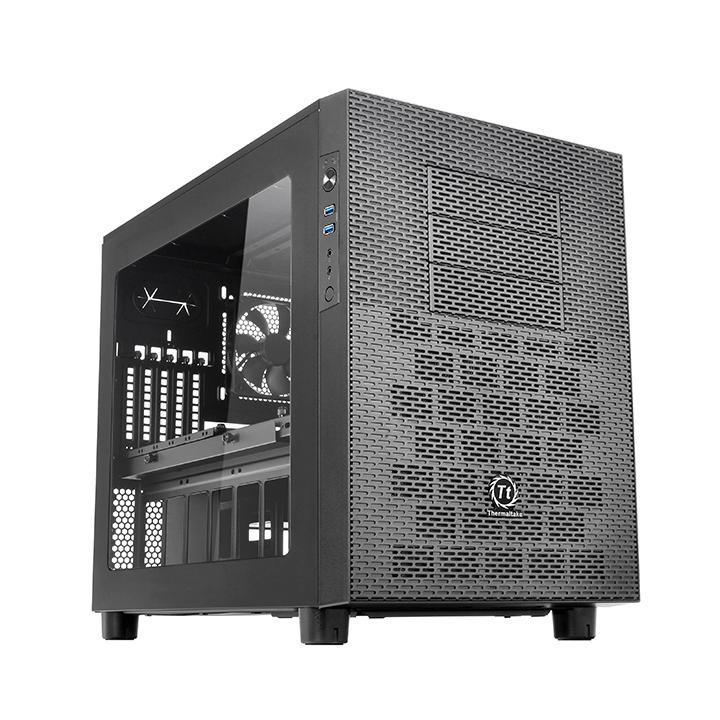 [NBB] Thermaltake Core X2 Gehäuse schwarz mit Sichtfenster