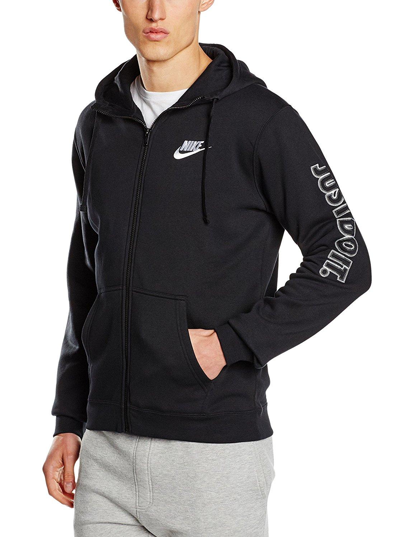 [Amazon] Nike Herren Hoodie Fleece Graphic Swoosh Sweatshirt für 20,91 statt >50 - nur XL