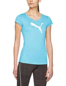 [Amazon] Puma Damen Heather Cat Tee T-Shirt für 9,58 statt 21,68 in S und M