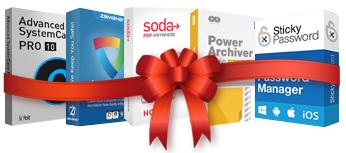 13 Programm-Vollversionen für Windows GRATIS downloaden