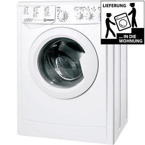 INDESIT Waschmaschine IWSC 51051 um 38% reduziert inkl. Lieferung zum Aufstellort