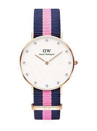 """50% Rabatt auf ausgewählte Uhren von Daniel Wellington, z.B. Damenuhr """"Winchester DW00100077"""" für 69,50€ statt 89,95€"""