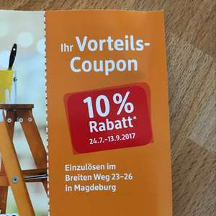 DM Magdeburg 10%