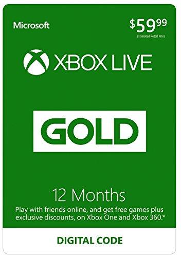Preisfehler (?): Xbox Live 12 Monate für 21,81€ - Amazon.com