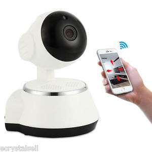 WiFi Wireless 720P Pan Tilt Netzwerk Sicherheit IP Kamera Nachtsicht