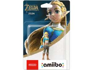 [Saturn] AMIIBO Zelda - The Legend Of Zelda - Breath Of The Wild Collection Spielfigur (kostenlose Abholung oder + 1.99€ Versand) 54% unter Idealo