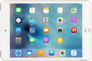 [Rakuten / Computeruniverse] Apple iPad mini 4 WiFi + Cellular 32GB gold