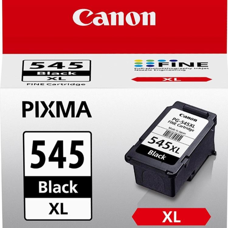 Canon PG 545 XL Schwarz bei Amazon Prime
