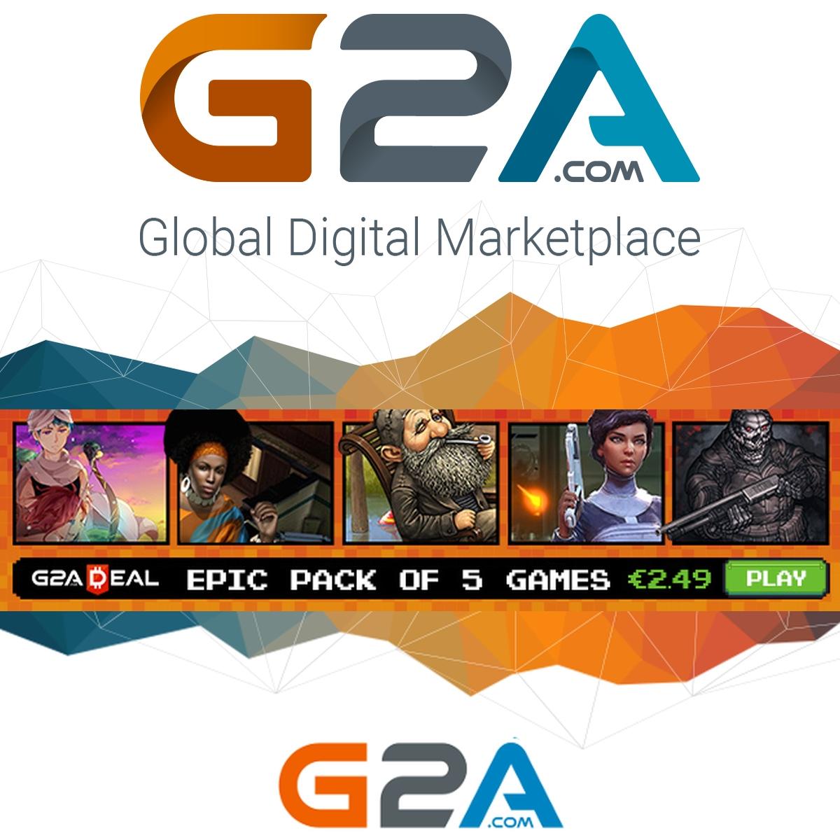 [STEAM] G2A Deal Edition #5 ... ab 18 Juli verfügbar