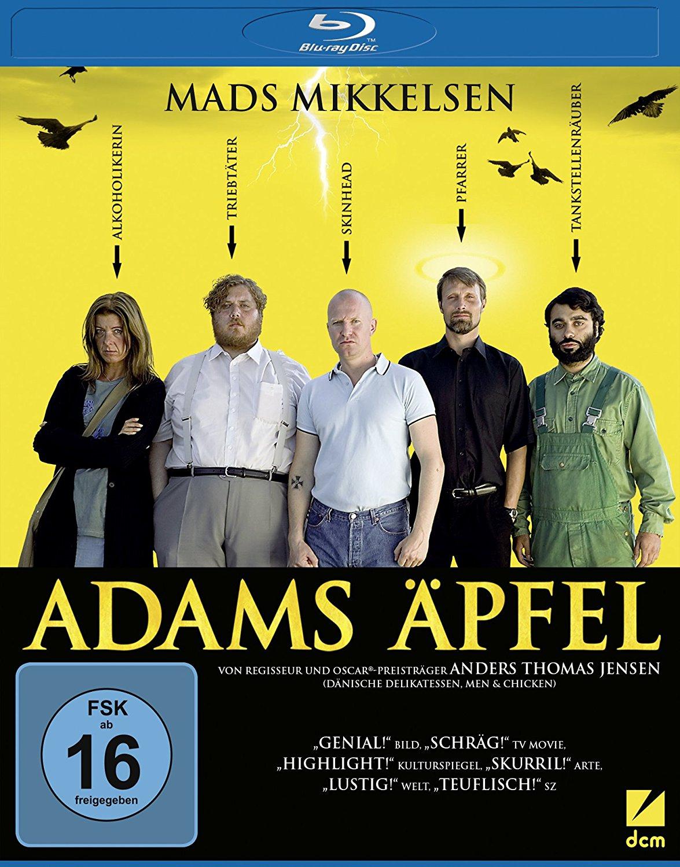 einige Blurays für 5€ bei [Amazon] - z.B. Adams Äpfel, Side Effects, Der Duft der Frauen